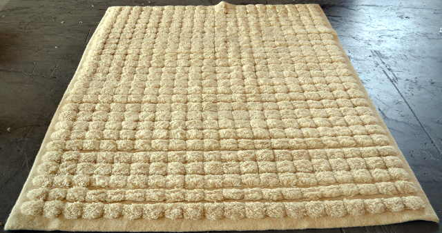 NOURISON COUTURE WOOL SIZE 5'6 X 7'4 RUG