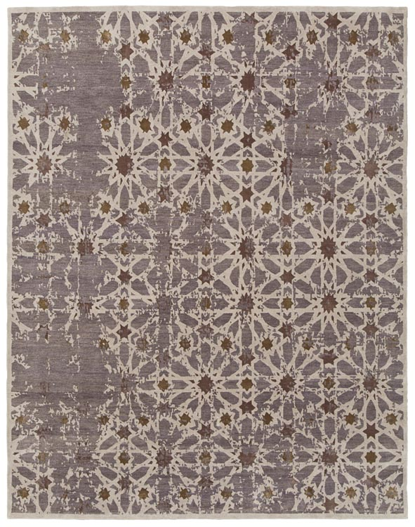 Himalayan Influence In Contemporary Rug