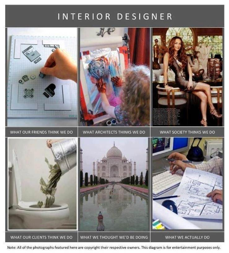 For Real   What Do Interior Designers Do? Photo Gallery